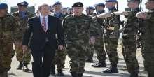 رئيس حكومة إيرلندا يتفقد وحدة بلاده في جنوب لبنان