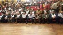 """حركة """"فتح """" تكرم شهداء انتفاضة القدس في حفل مهيب بمحافظة الخليل"""