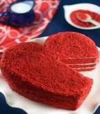بالصور ...٣٧ نوع طعام على شكل قلب بمناسبة عيد الحب