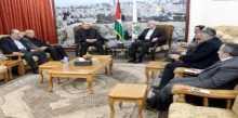 """تحضيراً لمباحثات الدوحة : لقاء """"فتحاوي - حمساوي"""" هام على مستوى قيادات الحركتين في منزل اسماعيل هنية بغزة"""