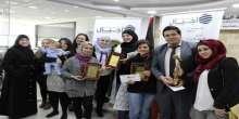 شبكة اجيال تعلن الفائزين في مسابقة الميكريفون الذهبي