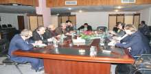 العمل واطراف الانتاج الثلاثة تناقش مع منظمة العمل الدولية سبل التعاون