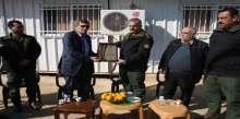 محافظ اريحا والاغوار يشيد باداء رجال المؤسسة الامنية في حفظ كرامات وحقوق المواطن الفلسطيني