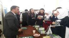 جامعة خضوري تشارك في اليوم الإرشادي لطلبة التوجيهي وذويهم في محافظة القدس