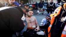 فيديو وصور..إصابة مستوطن بعملية طعن قرب مستوطنة نفي دانيال في بيت لحم و انسحاب المنفذ