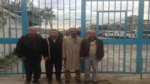 اللجان والقوى الفلسطينية تستقبل المفوض العام للانروا باغلاق المقرات في لبنان