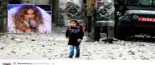 "صور ضحايا ""إسرائيل"" تُمطر حساب جينيفر لوبيز !!"