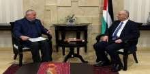 الحمد الله يستقبل مدير عمليات الاونروا في الضفة الغربية