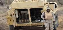 الجيش السعودي على الحدود اليمنية