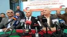 خلية أزمة الأونروا ..لا مساومة على مطالب الشعب الفلسطيني المحقة.. وماضون بالتحركات الاحتجاجية حتى النهاية