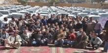 محافظة أسيوط تحتفل بوصول 100 تاكسي نصيبها من مبادرة الرئيس لتحسين وسائل النقل وتشغيل الشباب