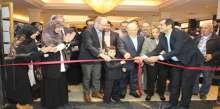 """إفتتاح معرض """"فضاءات"""" للأعمال الفنية برعاية السفير الفرنسي"""