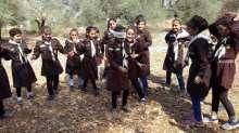 تربية قلقيلية تختتم مسابقات النشاط الكشفي الإرشادي