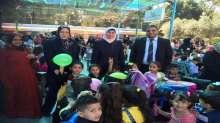 قلقيلية: مهرجان فرح ومرح للأطفال بمناسبة يوم الطفل الفلسطيني