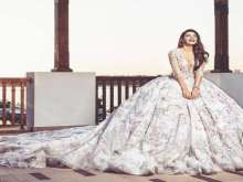 4f80e0e2b بالصور ... دار سارة يطلق مجموعة فساتين ملوكية لعروس 2016