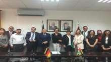 المانيا تتعهد بدعم العديد من القطاعات المهمة في فلسطين بحوالي 85 مليون يورو