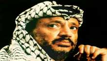 """في كتابه """"عرفات -حياته كما أرادها ... الانتفاضة ردّ على بيروت"""
