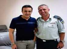 تصريحات جديدة من صابر الرباعي حول صورته مع الضابط الإسرائيلي