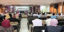 تربية قلقيلية تعقد الاجتماع السنوي لمديري ومديرات المدارس