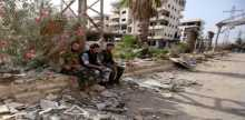 Civilians and rebels to be evacuated from Syria's Daraya
