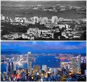 مدن تغيرت مع مرور الزمن