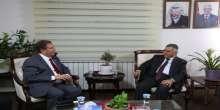 وزير الحكم المحلي يبحث أوجه التعاون المشترك مع نظيره المالطي
