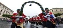 المهرجان البافاري في ميونخ