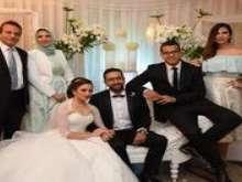 صور...حفل المعلق الرياضى لؤى رشاد