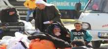 """500 لاجئ سوري في تركيا يعودون إلى """"جرابلس"""""""