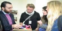 جمعية سلام للتنمية الإجتماعية والتواصل تقيم معرضاً للملابس الشتوية في سوق الخير