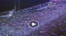 عمرو دياب في إفتتاح دورة الألعاب الأفريقيه 1991