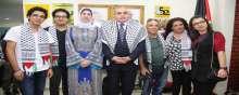 بالصور.. احتفال سفارة فلسطين لدى ماليزيا و اقليم فتح  بالانطلاقة