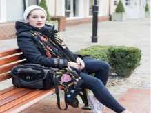 للمحجبات.. أناقتك في شتاء2017 من مدونات الموضة