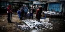 In Photos: Gaza fish market opened