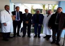 الجامعة الوطنية تنقذ جولات استطلاعية لمصحات طنجة