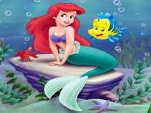 قصة حورية البحر الصغيرة