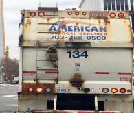 """صورة """"راكون"""" عالق على شاحنة تثير ضجة عبر تويتر"""