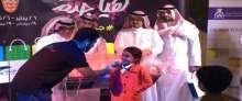 سعوديتان وشاب مصري يحصلون على 3 سيارات في هيا جدة