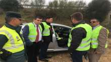 EUPOL COPPS and Palestinian Police officers participate in a study visit to Spain