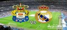 أهداف مباراة ريال مدريد 3-3 لاس بلماس