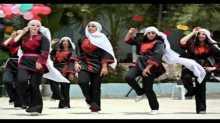 دبكة فلسطينية في تركيا