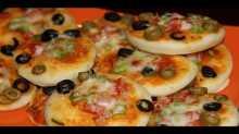 فطائر البيتزا