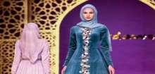 ابنة رئيس جمهورية الشيشان تطرح مجموعتها من الأزياء الإسلامية