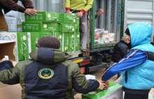الحملة الوطنية السعودية توزع مساعدات للسوريين بلبنان