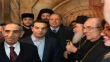 وزير شؤون القدس: الانتهاء من مشروع ترميم القبر المقدس