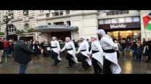 دبكة فلسطينية في ألمانيا