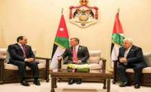 قمة فلسطينية مصرية أردنية لتنسيق المواقف ولدعم التوجهات المقبلة