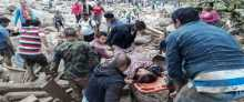 Colombia landslides: More than 100 die as Putumayo suffers heavy rain