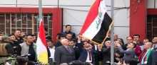 Iraq's parliament bans Kurdish flag in Kirkuk