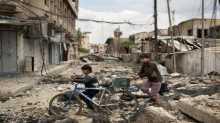 Isis used 17 suicide car bombs 'to help leader Abu Bakr al-Baghdadi flee Mosul'